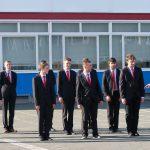 Die rote Krawatte - ein Stilelement auf men-styling.de