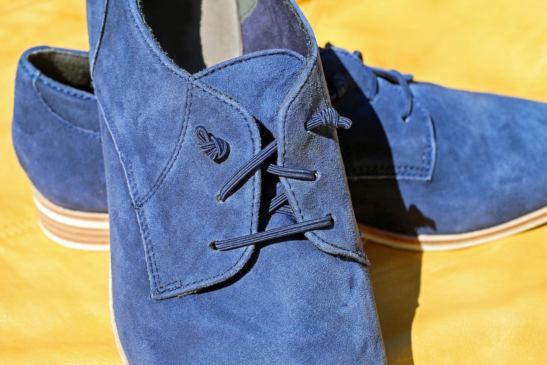 Ausgefallene Schuhe - unauffällig auffallen auf men-styling.de