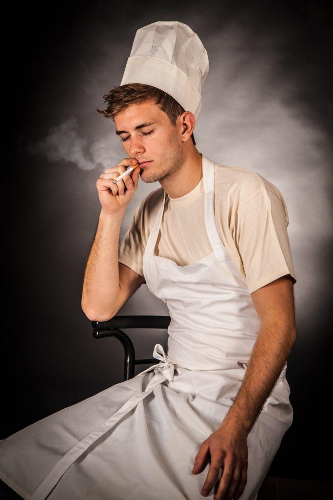 Rauchen Sucht, oder Gewohnheit auf men-styling.de