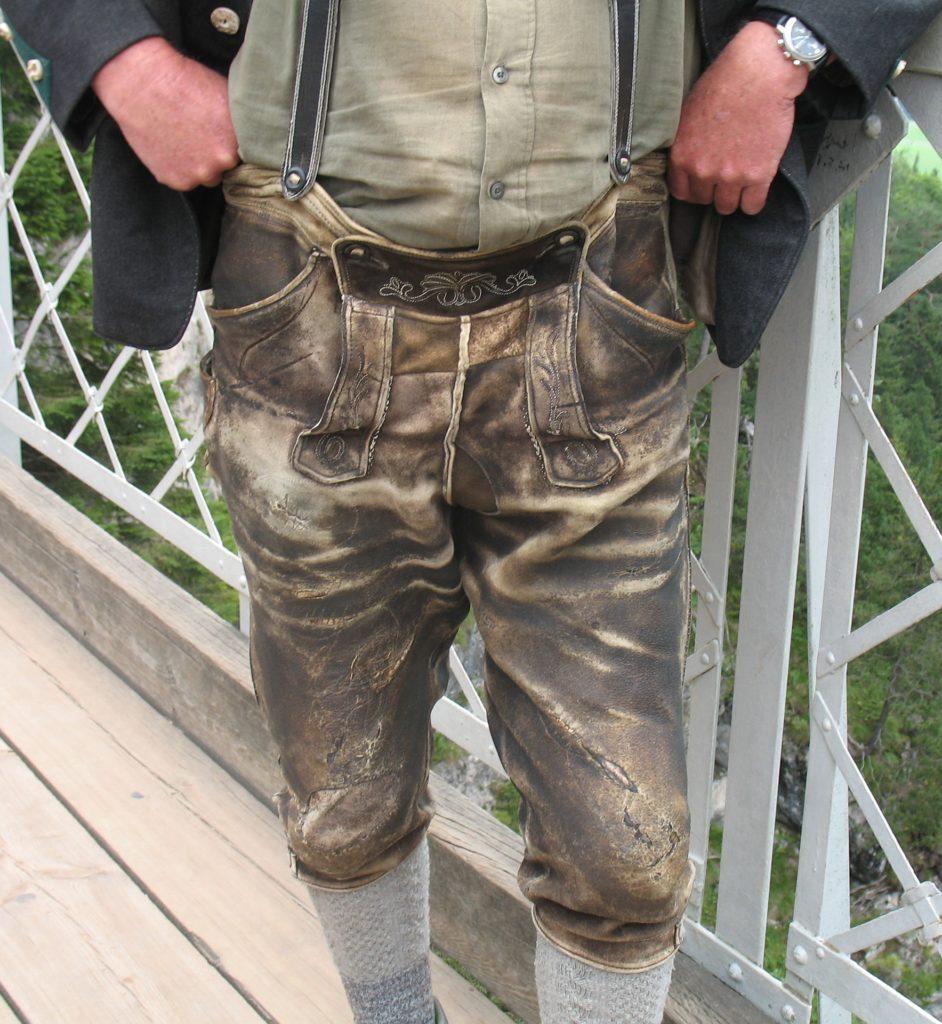 Trachten richtig tragen auf men-styling.de